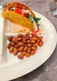Taco mardi photo libre de droits