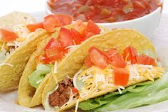 Taco Meal Stock Images