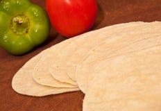 Taco-Nächte Stockfotografie
