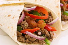 Taco's Stock Fotografie