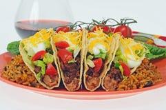 Taco's stock foto's
