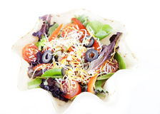 Taco Salad Royalty Free Stock Photography