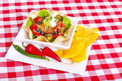 Taco salad Royalty Free Stock Photo