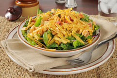 Taco Salad Stock Image