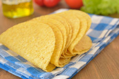 Taco shells Stock Images