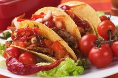 Taco shells Royalty Free Stock Photo