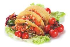 Taco shells Stock Photo