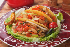 Taco shells Stock Photos