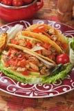 Taco shells Royalty Free Stock Photos