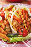 Taco shells Royalty Free Stock Image