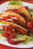 Taco shells Stock Photography