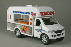 Taco Truck Stock Image