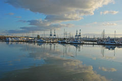 Tacoma industrial Fotos de archivo