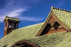 Tacoma pagoda Obrazy Royalty Free
