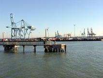 Tacoma Port Royalty Free Stock Image