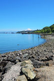 Tacoma during summer time Royalty Free Stock Photography