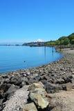 Tacoma under sommartid Royaltyfri Fotografi