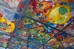 TACOMA, WA - NOVEMBER: Museum der Glasanziehungskraft Stockbild