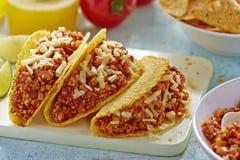 Tacos τσίλι της Τουρκίας στοκ φωτογραφίες