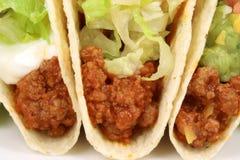 tacos говядины Стоковые Изображения