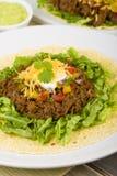 Tacos говядины Стоковое фото RF