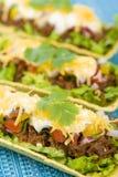Жалуйтесь Tacos Стоковое фото RF
