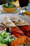 Tacos омара стоковое изображение