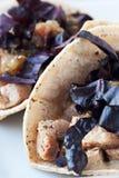 Tacos цыпленка Стоковые Фото