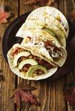 tacos цыпленка Стоковые Фотографии RF