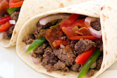 Tacos Stockfotos