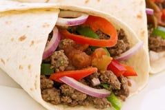 Tacos Fotografia de Stock