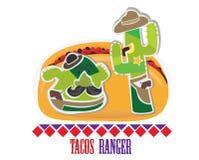 Tacos Στοκ φωτογραφίες με δικαίωμα ελεύθερης χρήσης