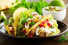 tacos Photo libre de droits