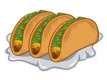 tacos vector illustratie