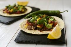 tacos Fotografering för Bildbyråer