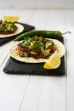 tacos Royaltyfria Bilder