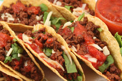 Tacos Stock Photography