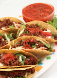 Tacos royalty free stock photos