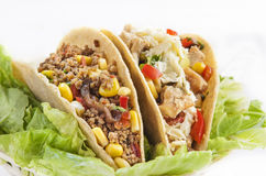 tacos Στοκ φωτογραφία με δικαίωμα ελεύθερης χρήσης