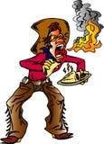 Tacos caldo Immagine Stock