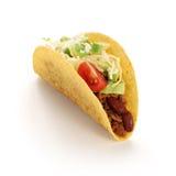 Tacos de boeuf Photographie stock libre de droits