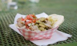 Tacos di pollo Immagine Stock