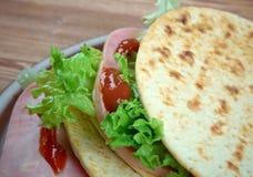 Tacos ham Stock Image
