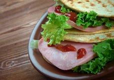 Tacos ham Stock Images