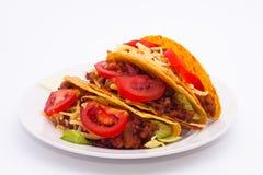 Tacos mexicain Photo libre de droits