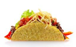 Tacos mexicanos de la comida foto de archivo libre de regalías