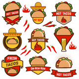 Tacos Royalty Free Stock Photography
