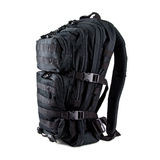 Tactical Backpack isolated on white background Royalty Free Stock Photo