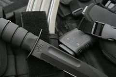 Tactical Gear royalty free stock images