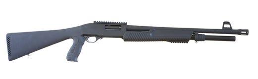 Tactical shotgun Royalty Free Stock Photos